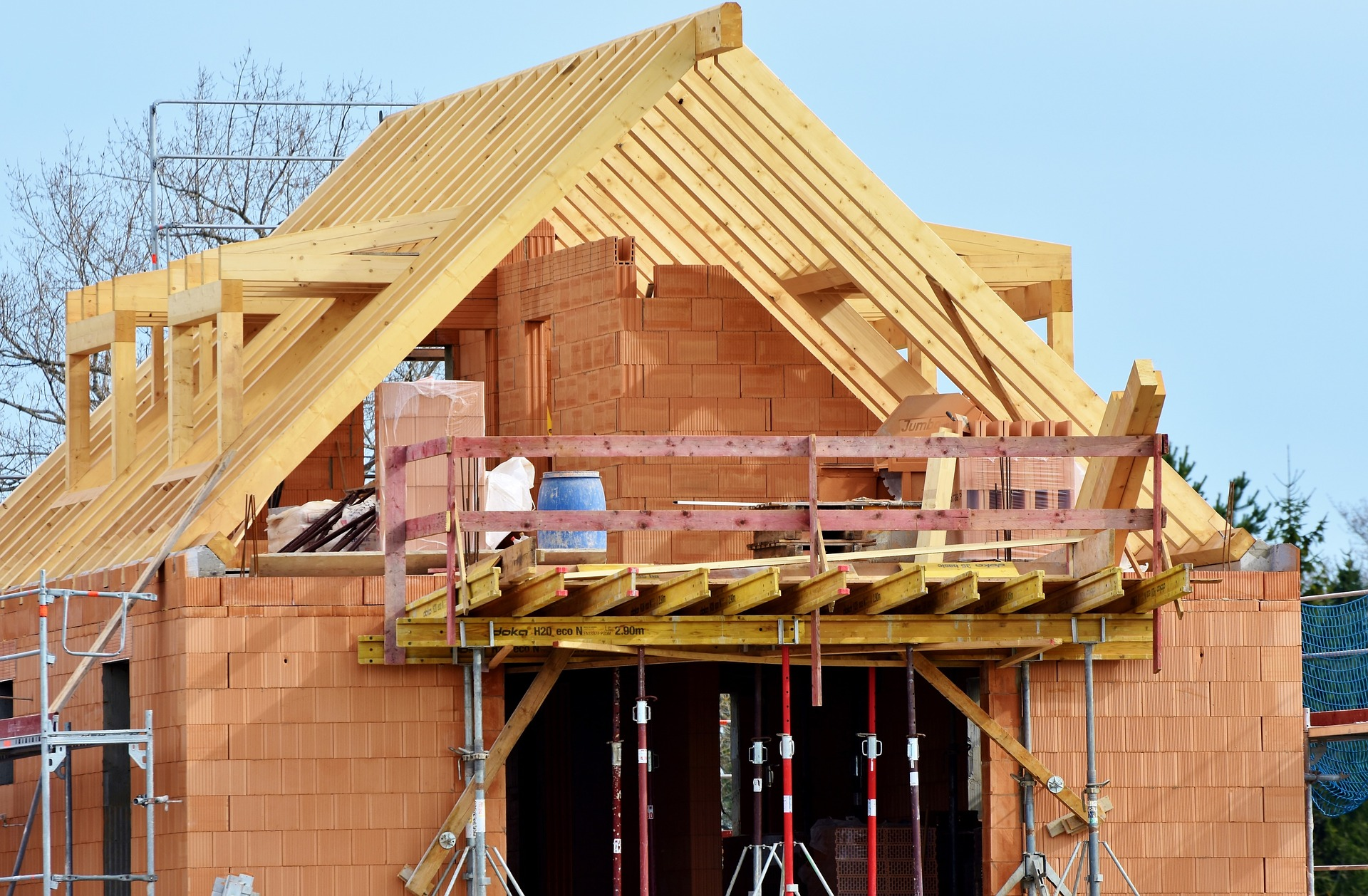 Home construction well below historical norms