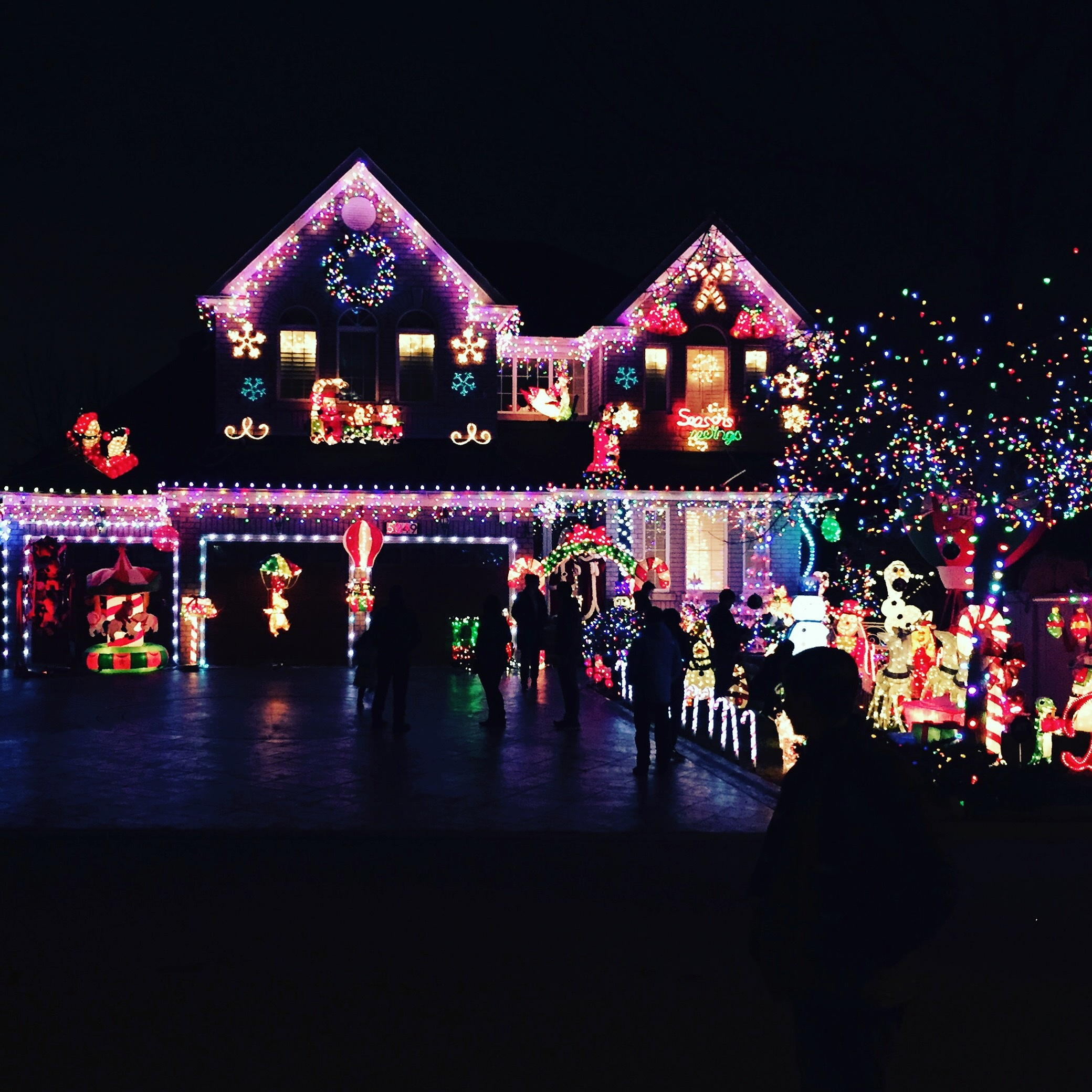 The cost of a Griswold Christmas
